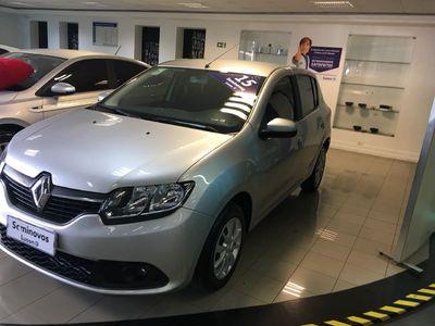 Renault Sandero Expression 1.0 16V (Flex)  2015}