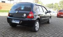 Renault Clio 1.0 CAMPUS 16V FLEX 4P MANUAL 2011}