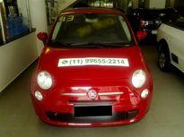 Fiat 500 Cult 1.4 8V 2013}