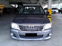 Toyota Hilux SR 2.7 CD 4X2  2012}