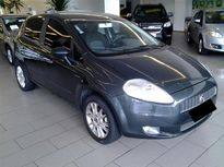 Fiat Punto Essence 1.6 16V Dualogic (Flex) 2011}