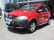 Volkswagen CrossFox 1.6 (Flex) 2008}