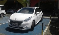 Peugeot 208 Hatch Allure 2015 1.5L Flex 2016}