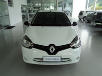 Renault Clio Authentique 1.0 16V (Flex) 2p 2015}
