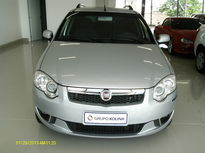 Fiat Palio Weekend Attractive 1.4 8V (Flex) 2013}