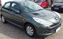 Peugeot 207 Hatch XR Sport 1.4 8V (flex) 2010}