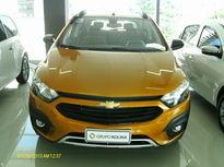 Chevrolet Onix 1.4 LTZ SPE/4 (Aut) 2017}