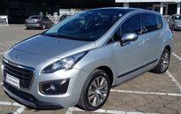 Peugeot 3008 1.6 THP Griffe (Aut) 2016}