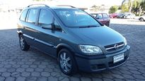 Chevrolet Zafira Collection 2.0 (Flex) (Aut) 2012}
