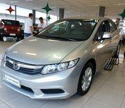 Honda Civic New  LXS 1.8 16V i-VTEC (flex) 2014}