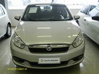 Fiat Siena ATTRACTIVE 1.4 8V (Flex) 2013}