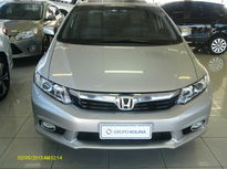 Honda Civic New  EXS 1.8 16V (aut) (flex) 2013}