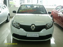 Renault Logan Authentique 1.0 2015}