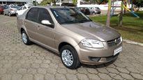 Fiat Siena EL 1.4 8V (Flex) 2013}