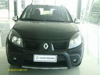 Renault Sandero Stepway 1.6 8v (Flex) 2009}