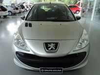 Peugeot 207 XR 1.4 8V Flex 4p 2011}