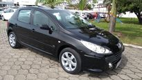 Peugeot 307 1.6 PRESENCE PACK 16V FLEX MANUAL 2012}