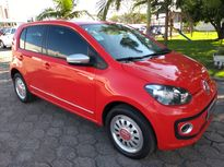 Volkswagen up! black, white, red up! 1.0 TSI 2016}