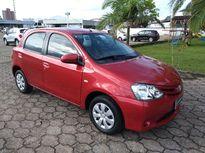 Toyota Etios Hatch X 1.3L Flex 2015}
