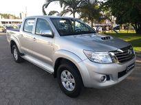 Toyota Hilux Cabine Dupla Diesel SRX 2.8L Turbo (Aut) 2014}