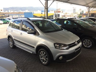 Volkswagen Space Cross 1.6 MI 8V FLEX 4P AUTOMATIZADO 2013}
