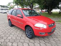 Fiat Palio Weekend Attractive 1.4 8V (Flex) 2014}