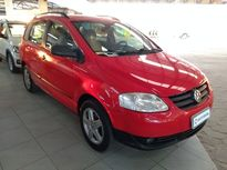 Volkswagen SpaceFox 1.6 MI ROUTE 8V FLEX 4P  2007}