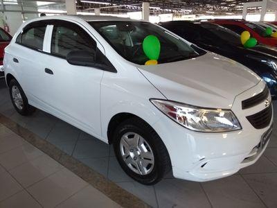 Chevrolet Onix 1.0 LS SPE/4 2015}