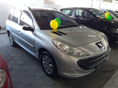 Peugeot 207 SW XR 1.4 8V (flex) 2011}
