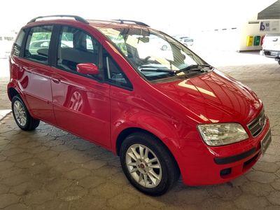 Fiat Idea ELX 1.4 (Flex) 2010}