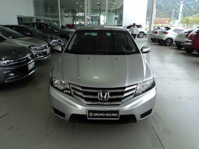 Honda City EX 1.5 16V (flex) (aut.) 2013}