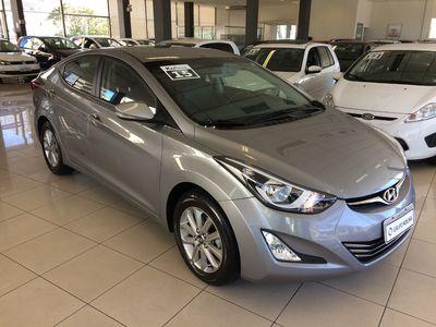 Hyundai Elantra Sedan GLS 2.0L 16v (Flex) (Aut) 2015}