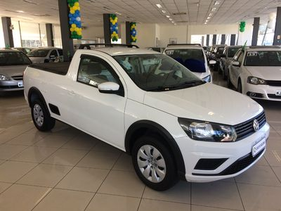 Volkswagen Saveiro Trendline 1.6 CS 2018}