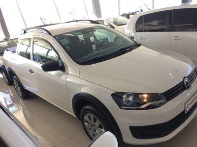 Volkswagen Saveiro Trendline 1.6 CD 2016}