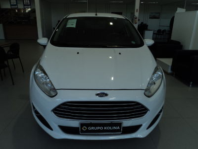 Ford New Fiesta Hatch 1.6 SE 2015}