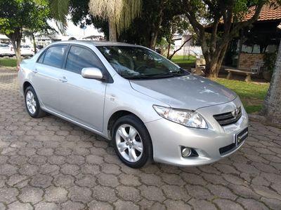Toyota Corolla Sedan 1.8 Dual VVT-i GLI (flex) 2011}