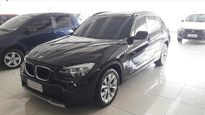 BMW X1 2.0 sDrive18i Top (aut) 2012}