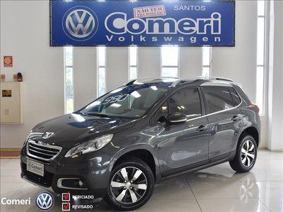 Peugeot 2008 Griffe 1.6 (Flex) (Auto) 2018}