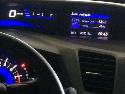Honda Civic New  LXL 1.8 16V i-VTEC (aut) (flex) 2012}