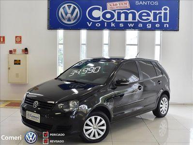 Volkswagen Polo . 1.6 8V E-Flex (Flex) 2013}