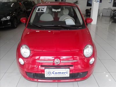 Fiat 500 Cult 1.4 (Flex) 2014}
