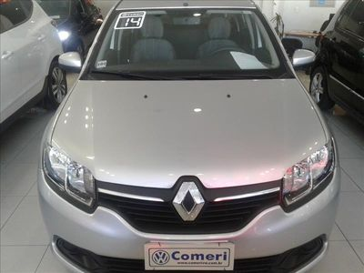 Renault Logan Exclusive 1.6 8V (Flex) 2014}
