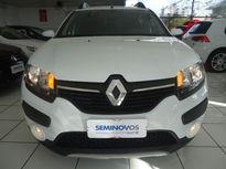 Renault Sandero Stepway Stepway 1.6 8v (Flex) 2015}