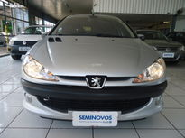 Peugeot 206 Hatch. Techno 1.0 16V 2004}