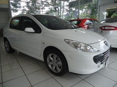 Peugeot 307 2.0 16v Premium (Flex)(aut) 2012}