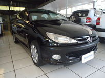Peugeot 206 Hatch. 1.4 8V (flex) 2008}