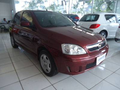 Chevrolet Corsa Sedan Maxx 1.4 (Flex) 2009}