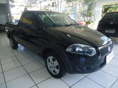 Fiat Strada Trekking 1.4 (Flex) (Cab Simples) 2009}