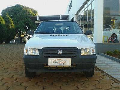 Fiat Uno Way 1.0 8V (Flex) 4p 2013}