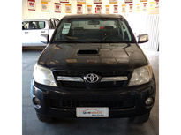 Toyota Hilux Cabine Dupla SRV A/T 4x4 Diesel 2007}